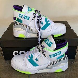 CONVERSE EXR 260 white/rapid teal/court purple MEN